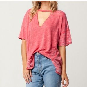 Free People Jordan Tee - Medium